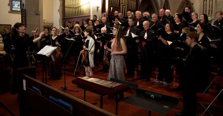21 - Annex Singers - April 2017